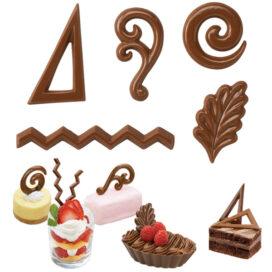 Moldes Chocolateria