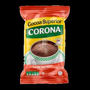 Cocoa Corona BSA x 230 Gr