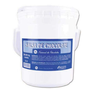 Salsa de Chocolate 5Kg