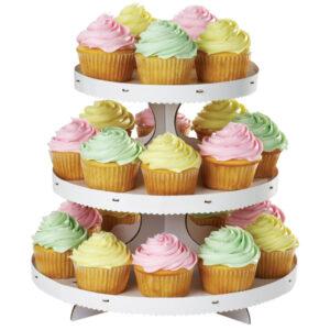 Mesa Cupcake Blanca