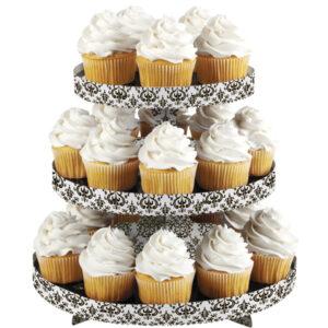 Mesa Cupcake Damasco