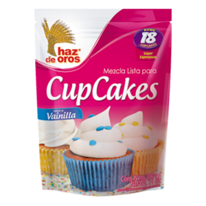 Mezcla Cupcakes