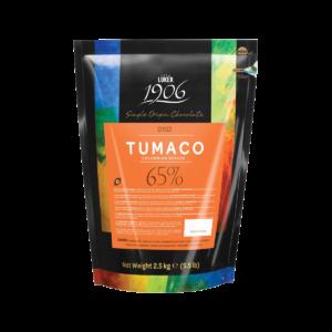 Choco Lucker Tumaco 65% x 2.5 Kg.