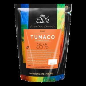 Choco Lucker Tumaco 85% x 2.5 Kg.