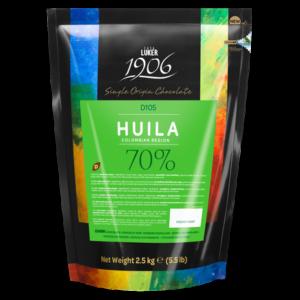 Chocolate Luker Huila 70 % 2.5 Kg