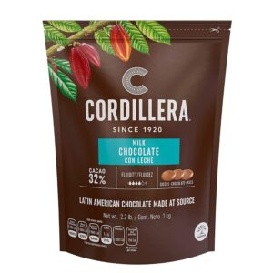Chocolate Cordillera LECHE 32%1KG